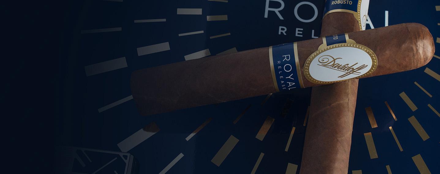 Davidoff Royal Release
