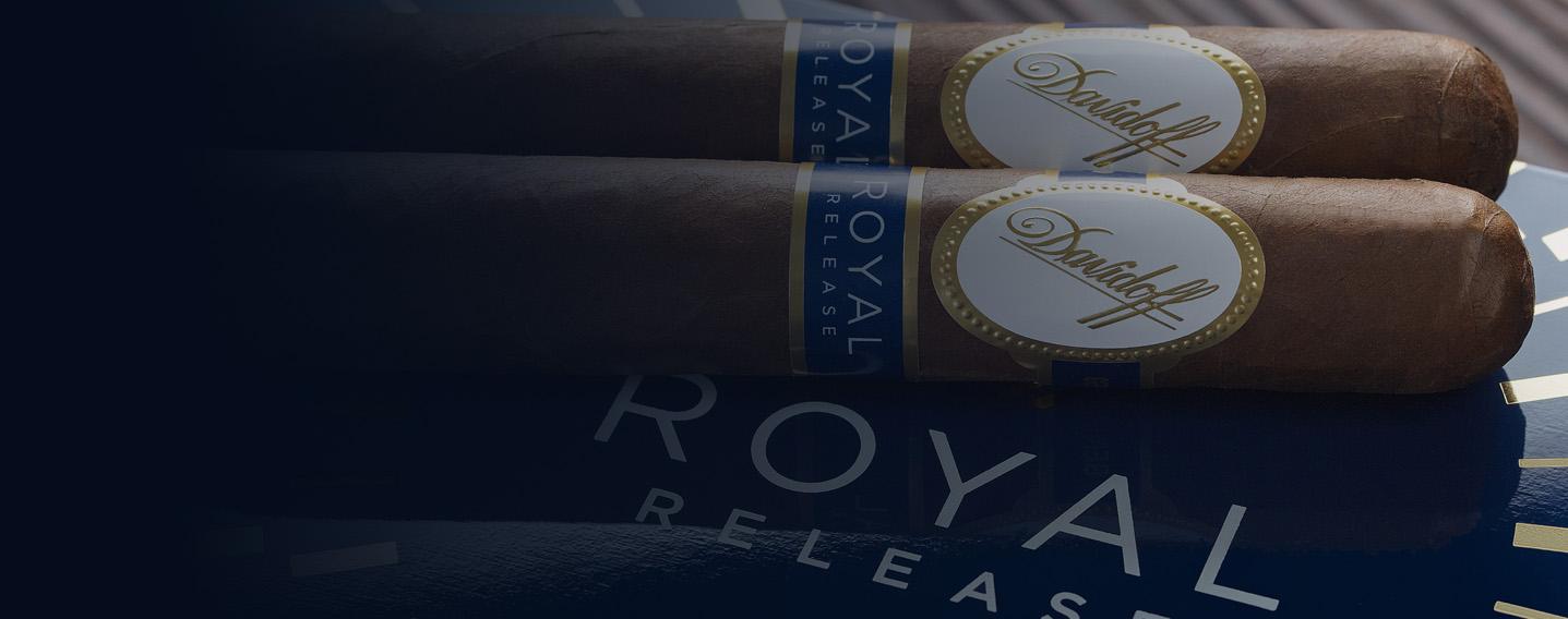 Davidoff Royal Release Royal Treatment
